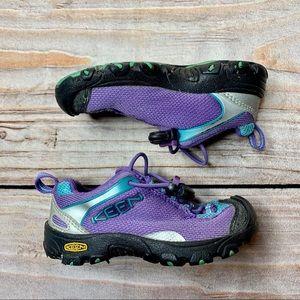 Keen purple sneaker size 9